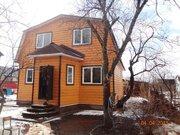 Продается дом круглогодичного проживания г.Жуковский - Фото 1