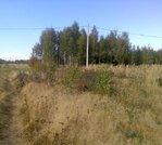 Земельный участок 15 соток в д.Леньково, ИЖС.ПМЖ, огорожен(проф.лист) - Фото 1