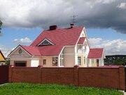 Отличный жилой коттедж, с. Горный Щит, черта Екатеринбурга. - Фото 1