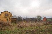 Участок 10 соток в деревне Раденки 99 км от МКАД - Фото 1