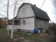 Дача с домом 9х9 с отоплением в 27 км от МКАД по Носовихинскому ш. - Фото 1