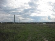 Участок в д.Лукьяново - Фото 1