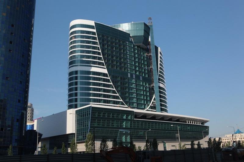 Бизнес-центры Астана - Бизнес центр «Москва парк», г. Астана, Республика Казахстан - Фото 1