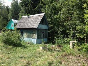 Дача на лесной опушке в СНТ Родничек у Порядино