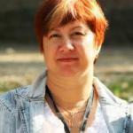 Леонова Валентина Петровна