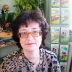 Захарова Лариса Леонидовна