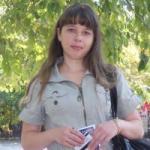 Сухих Оксана Андреевна