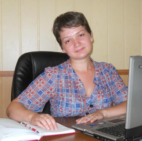 Левко Анна Александровна