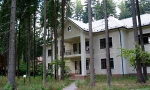 Коттеджные посёлки Подмосковье - Коттеджный поселок