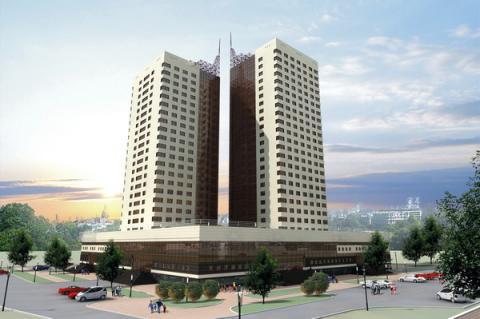 ЖК Симфорния, Астана, пр. Сары-Арка, 1, новостройки Астана - Фото 1