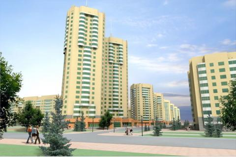 ЖК Достар, г. Астана, ул. Мустафина, 21, новостройки Астана - Фото 1