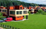 Дизайнерский поселок FORTOPS