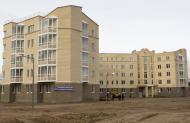 """ЖК """"Солнечный"""", г. Светогорск, ул. Лесная, д. 1"""