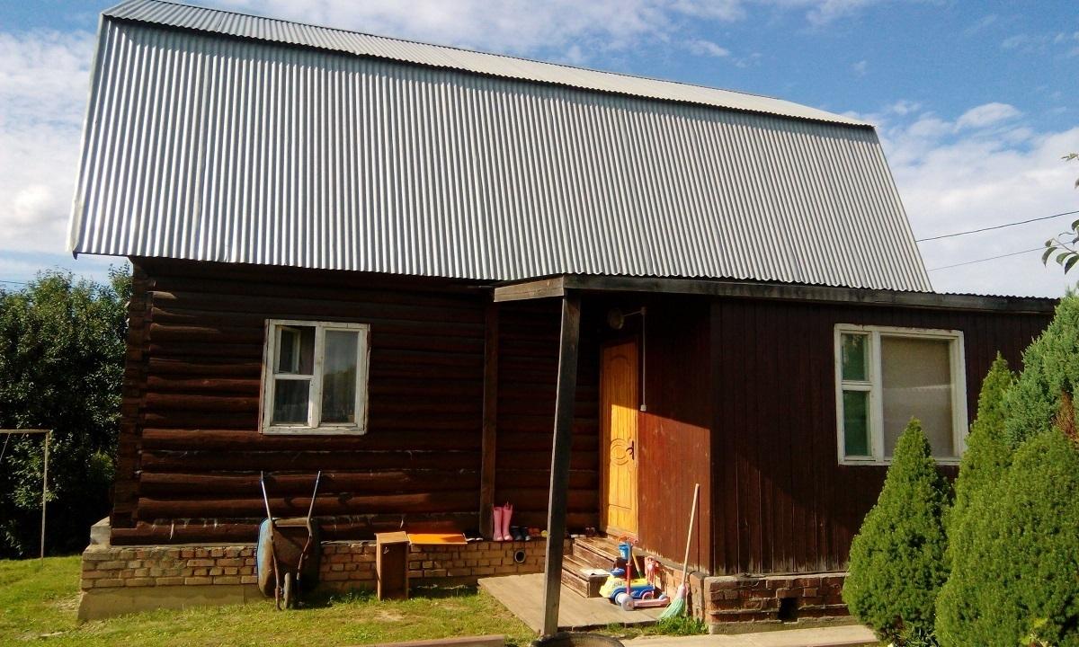 купить дом в калиновке ленинский район