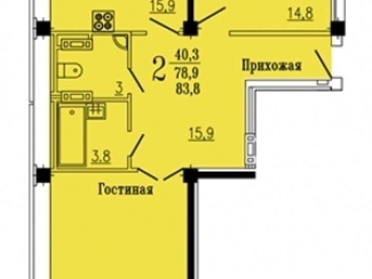 Купить квартиру в воронеже на карте