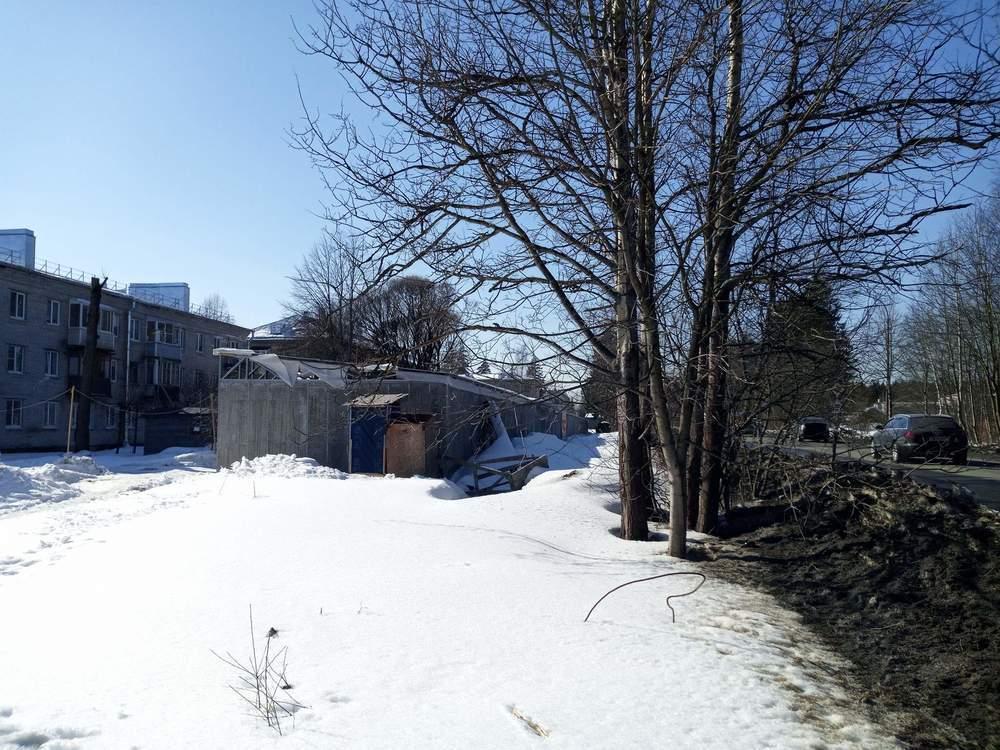 Агалатово гараж купить как покрыть металлическую крышу гаража