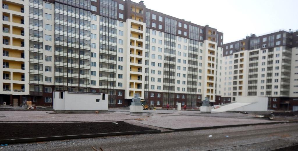солнечный город жилой комплекс санкт-петербург студии