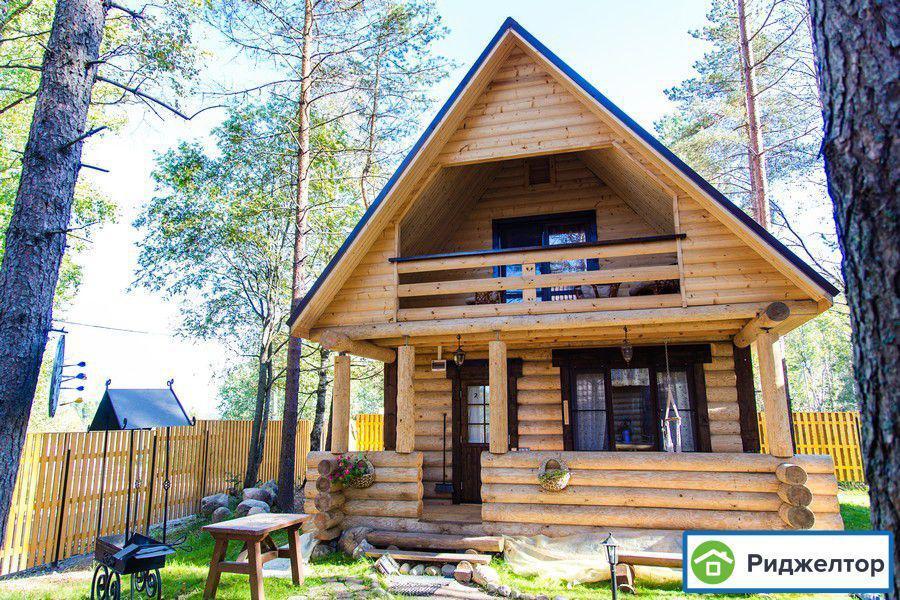 коттедж в ленинградской области за 5000 за сутки