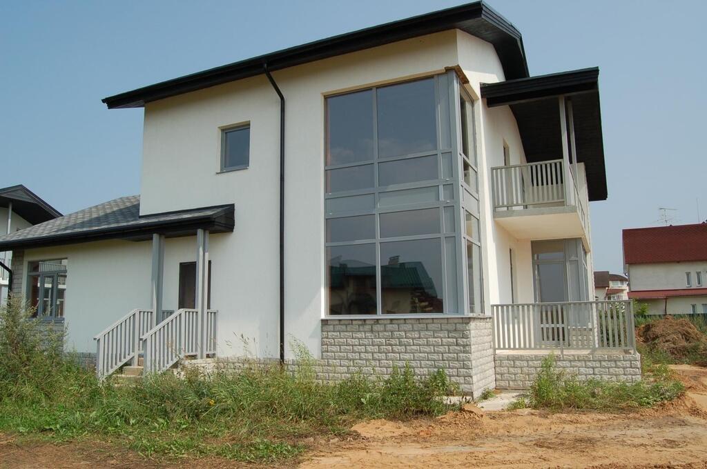 8 соток дом на истринском водохранилище