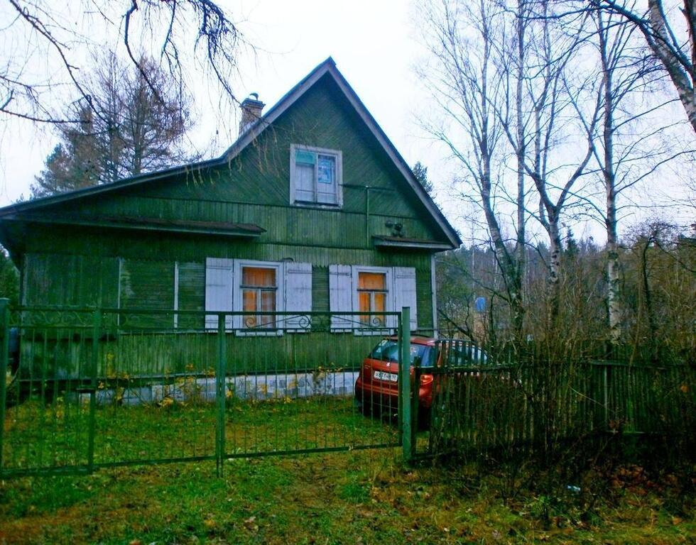 Прекрасный дом для круглогодичного проживания.