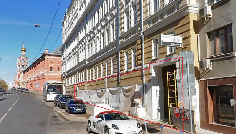 Аренда офисов ул петровка Аренда офиса 15 кв Лукино 2-я улица