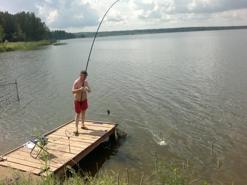 рыбалка в дятлово цены