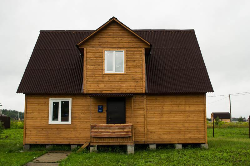 задержкой, ипотека дом в деревне все еще