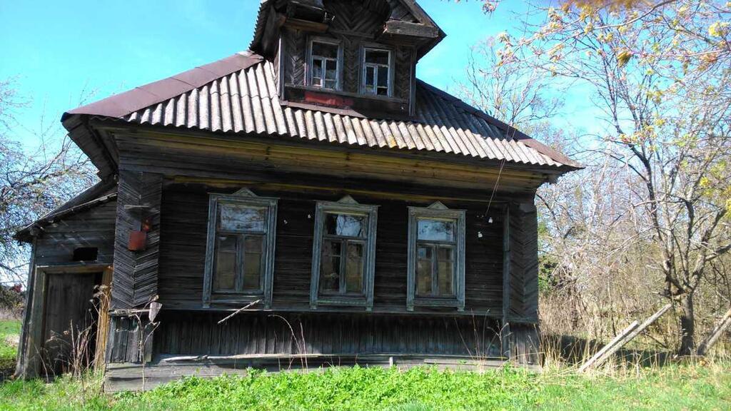 Купить дом в деревне родня тверской области