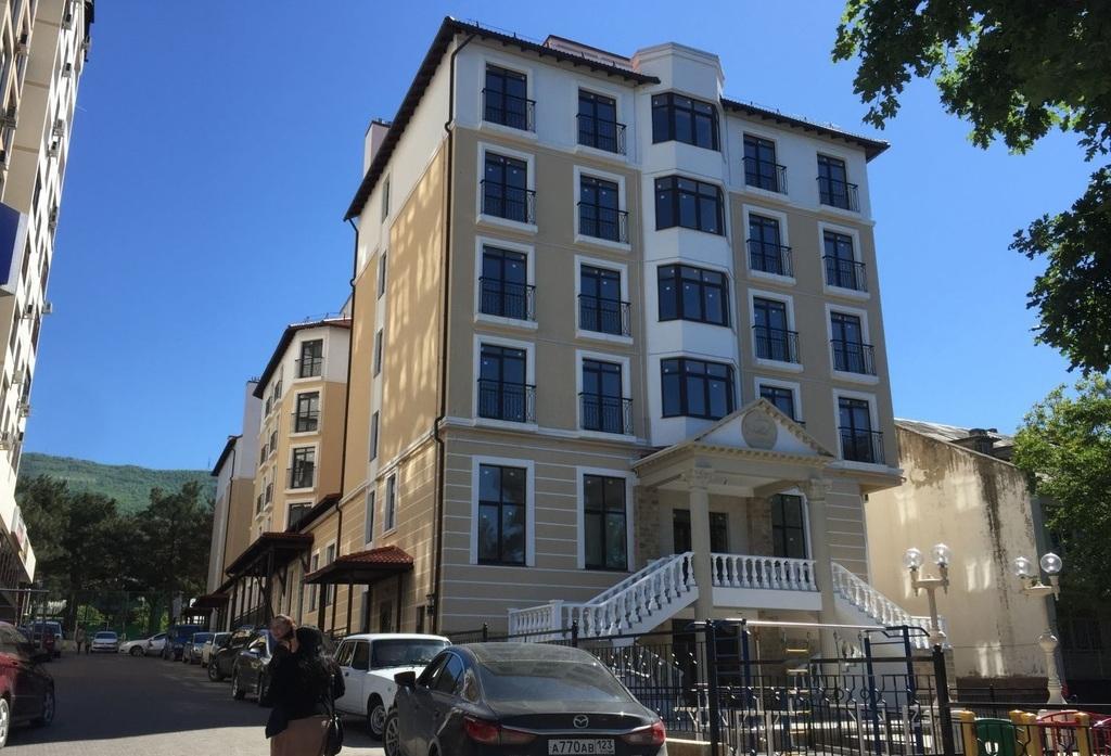 c0fa6de80b898 Элитная двухкомнатная квартира в Геленджике, Купить квартиру в Геленджике,  ID объекта - 328711032 - Фото 1