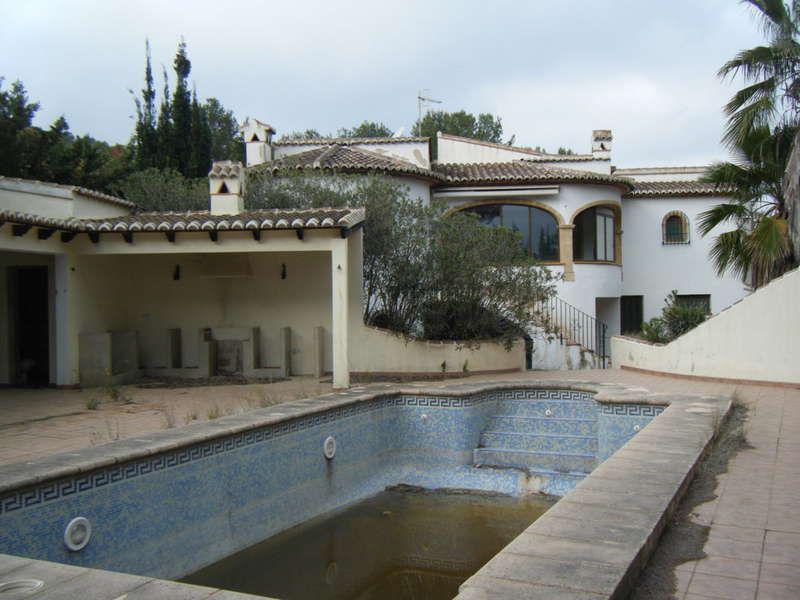 Купить дом в испании от банков недорого