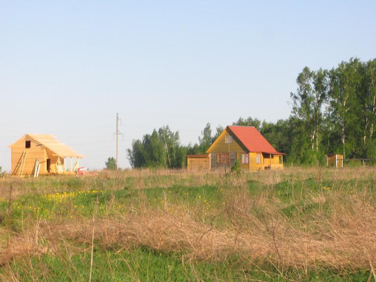 Участок в деревне владимирская область недорого