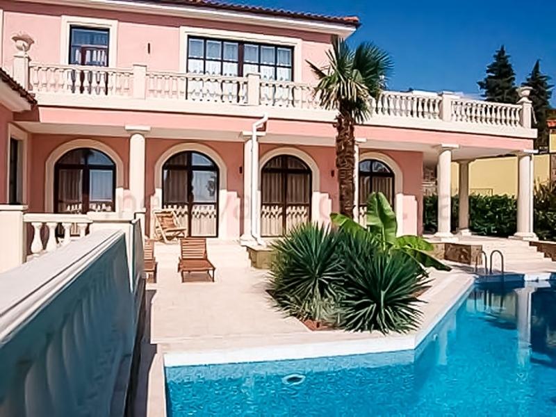 Дома в аренду в крыму на море