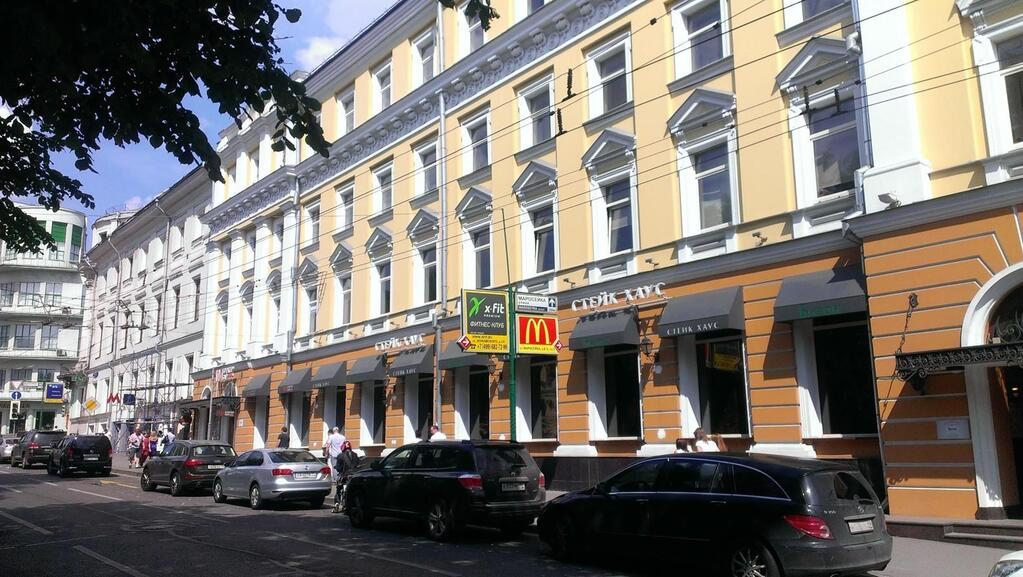 Аренда офиса 40 кв Симоновский Вал улица