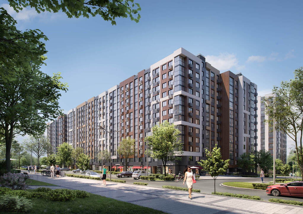 2 776 000 руб., 1-к квартира 30м2, новая москва, 10 минут от.