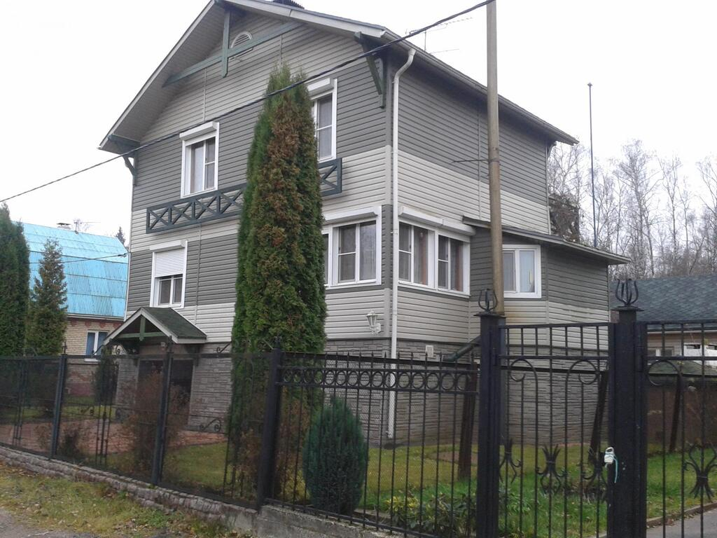 Продажа домов в деревне юсупово домодедовский район