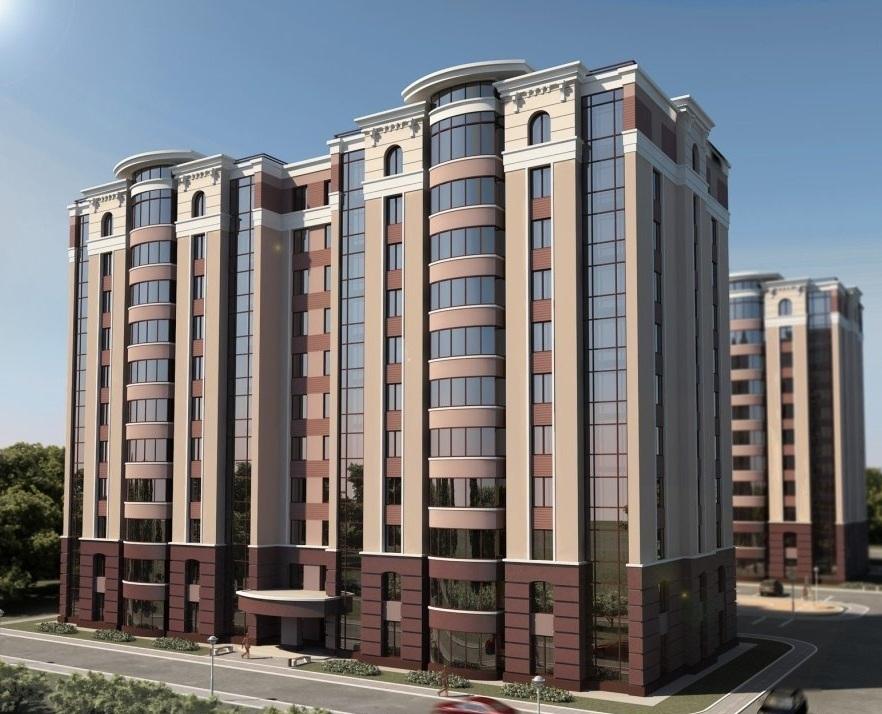 dda40237fbcdc Новая 1-к квартира с предчистовой отделкой в историческом центре, Купить  квартиру в новостройке от застройщика в Оренбурге, ID объекта - 329777613 -  Фото 1