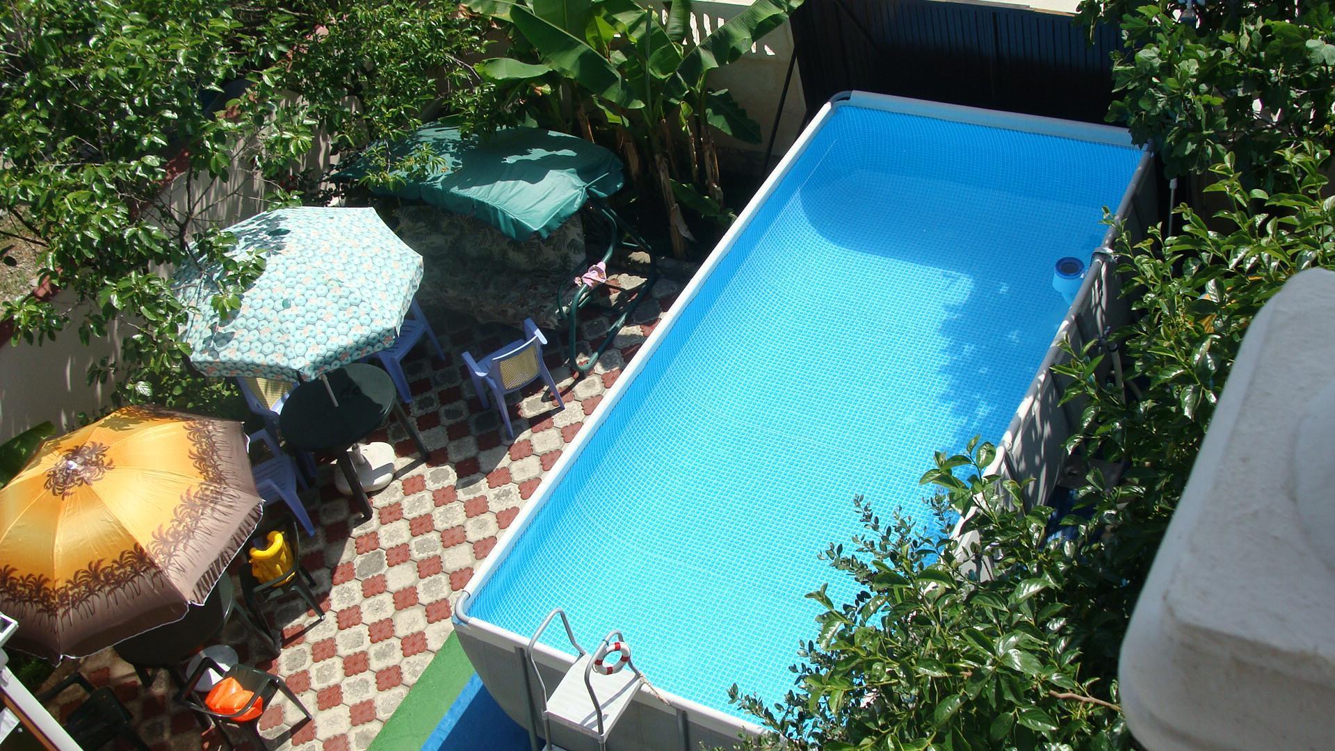 Чисто, уютно, отличный дизайн, удобства кухня, веранда,бассейн , приветливые и отзывчивые хозяева время проживания: в турфирме