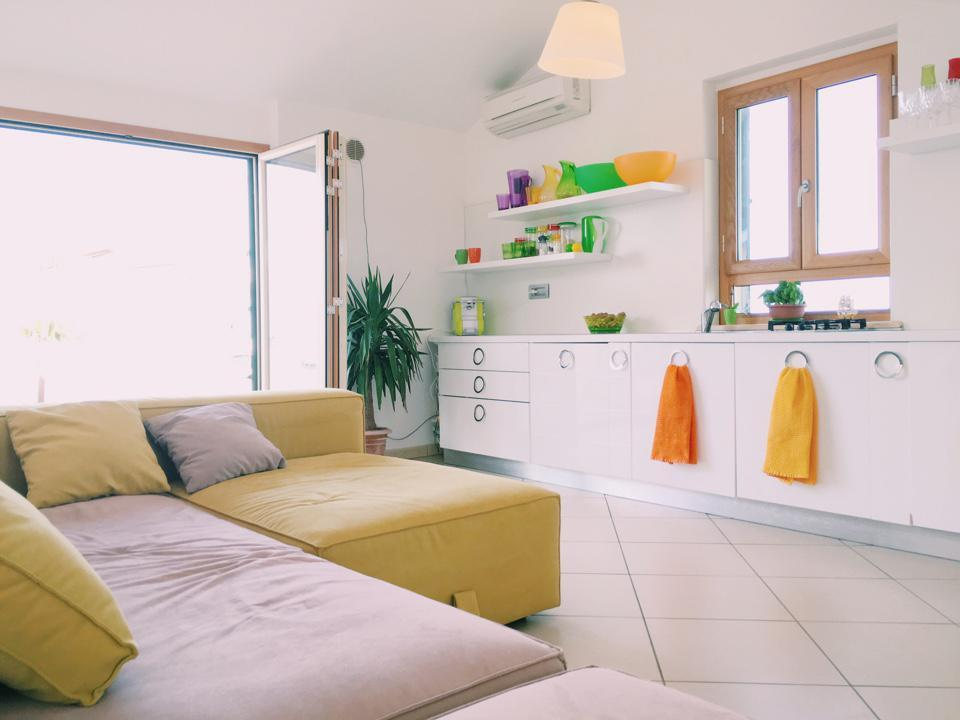 Buy apartment in Massa on the beach cheap