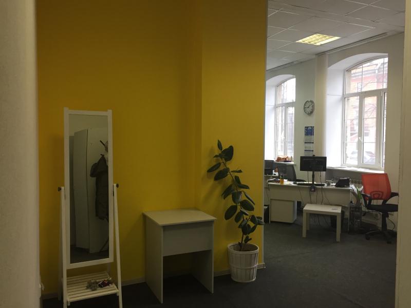 Аренда небольшого офиса звенигородская Аренда офиса 15 кв Гончарный 2-й переулок