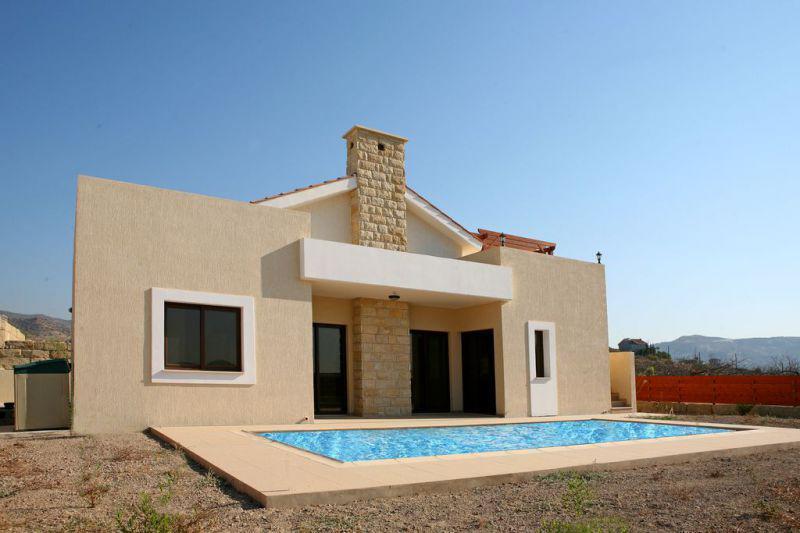 Дом в деревне на кипре недорого