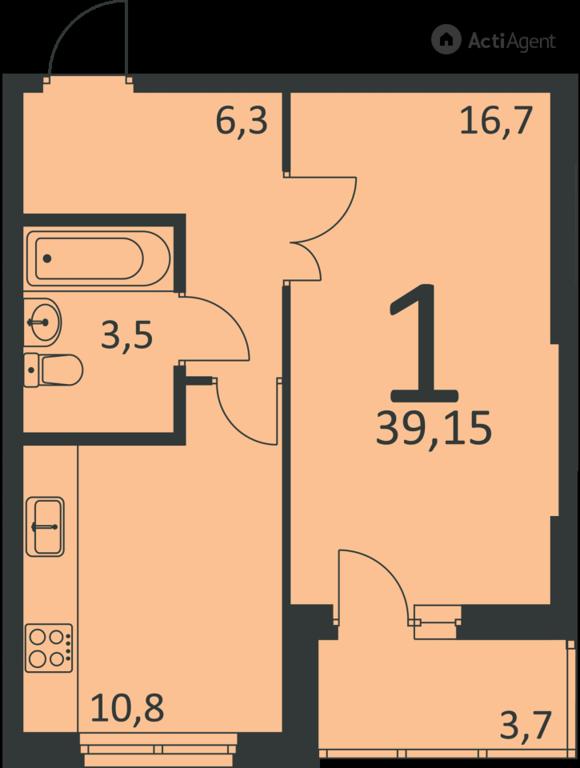Купить квартиру от застройщика в екатеринбурге недорого