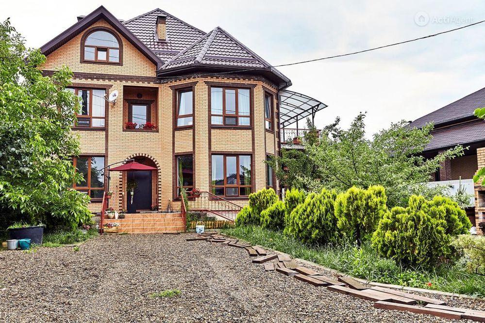 Дом и участок в адеге