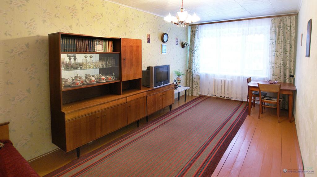 cd18838a2911e Двухкомнатная квартира в городе Волоколамске Московской области, Продажа  квартир в Волоколамске, ID объекта - 332162261 - Фото 3