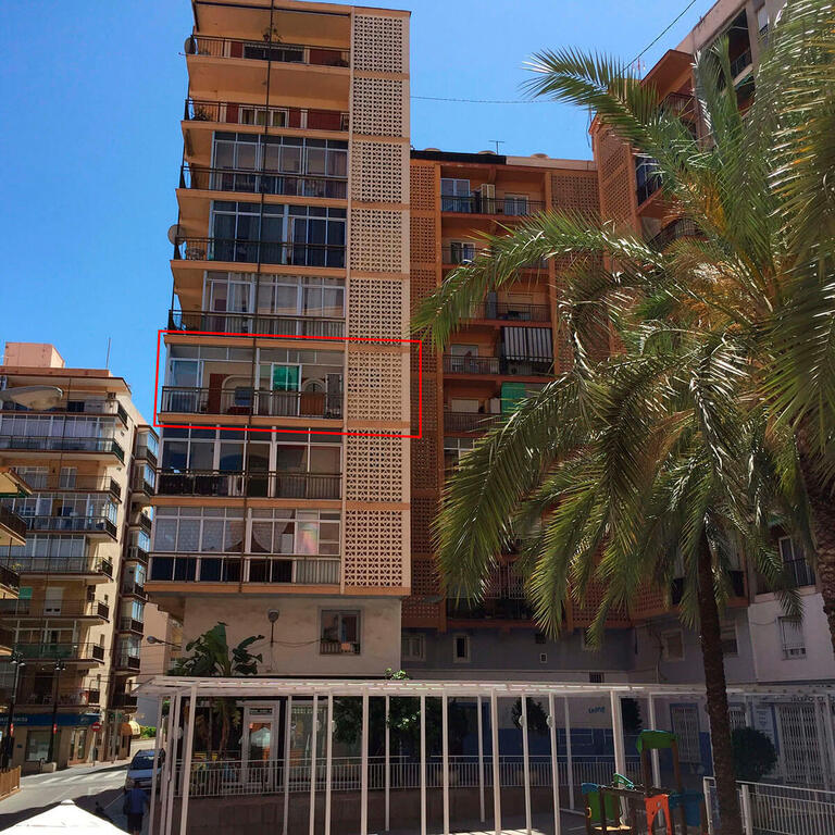 Купить квартиру испании кальпе