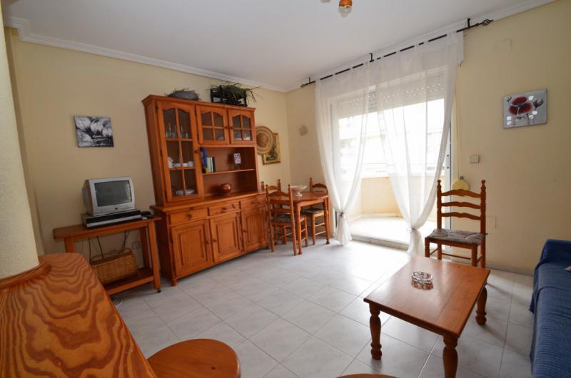 Трехкомнатная квартира в испании