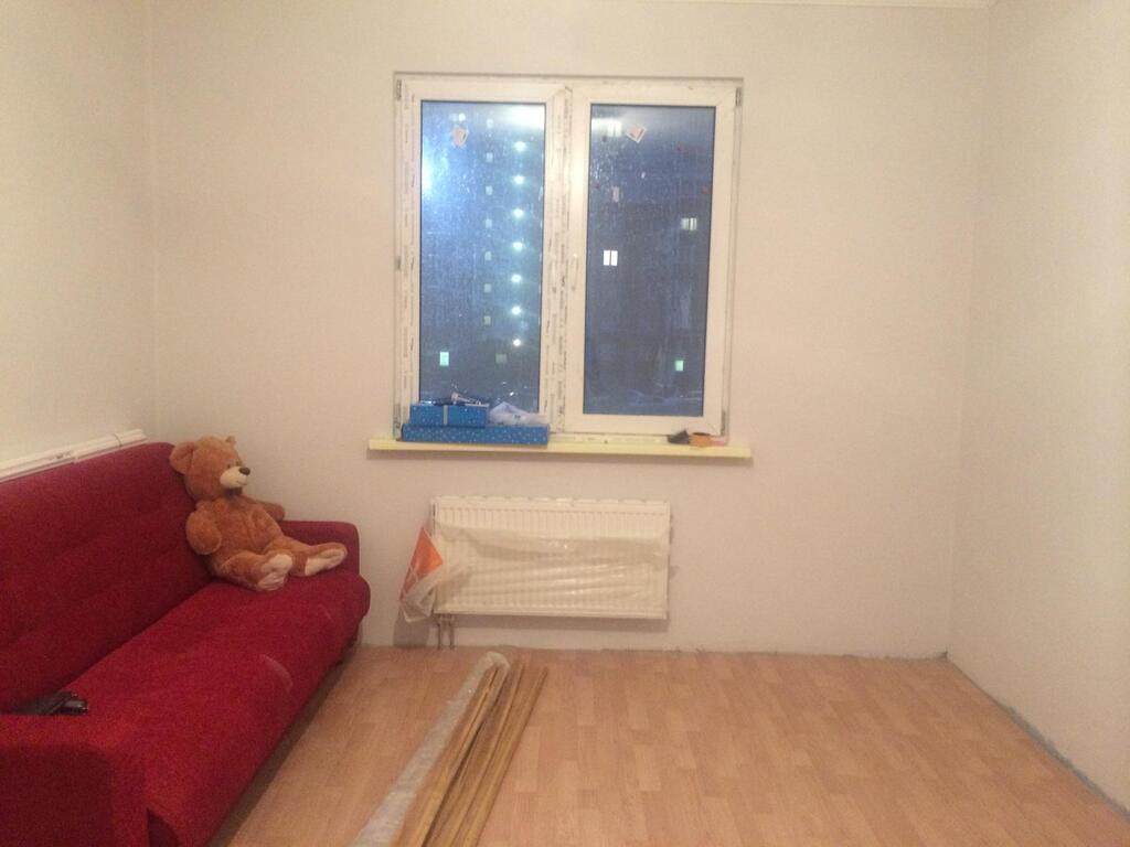 Однокомнатная квартира со свежим ремонтом, купить квартиру в.