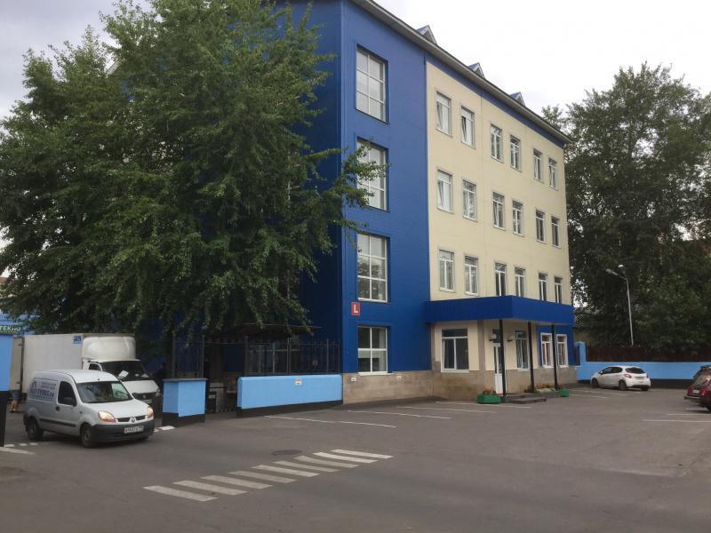 Аренда офиса южнопортовая 7 поиск помещения под офис Валдайский проезд