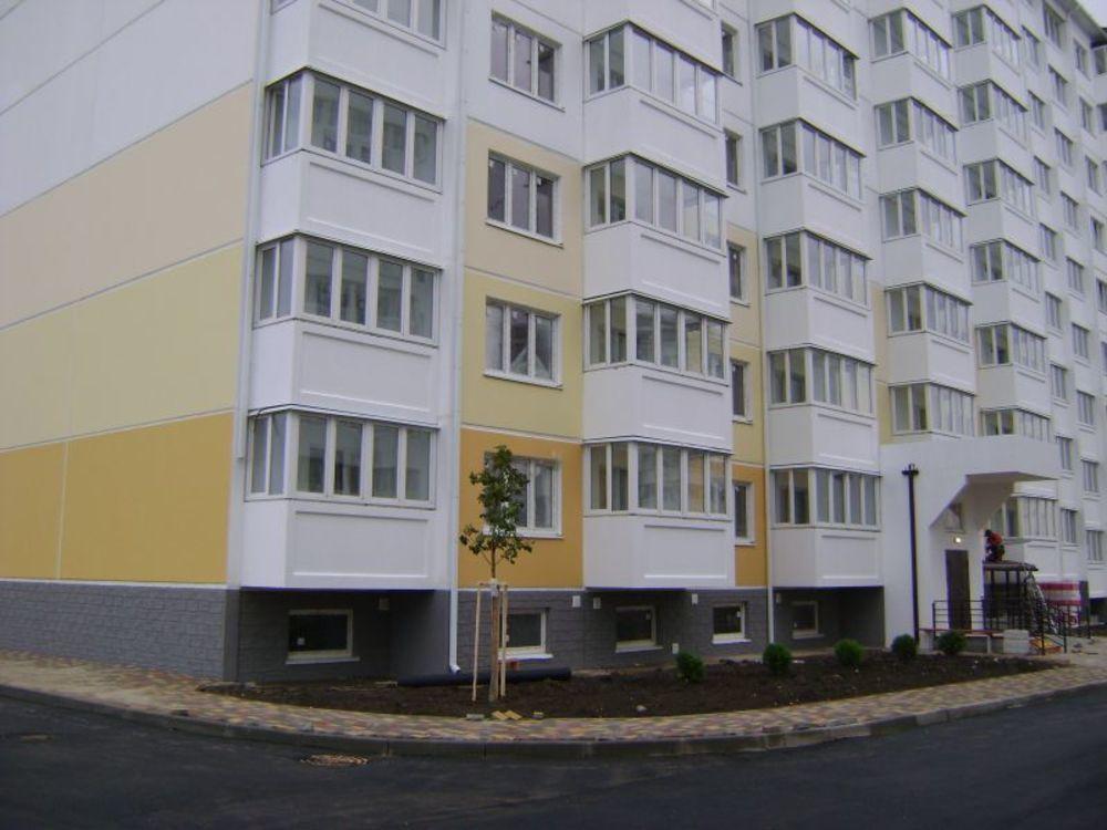 Four-room apartment in the sea Larisa