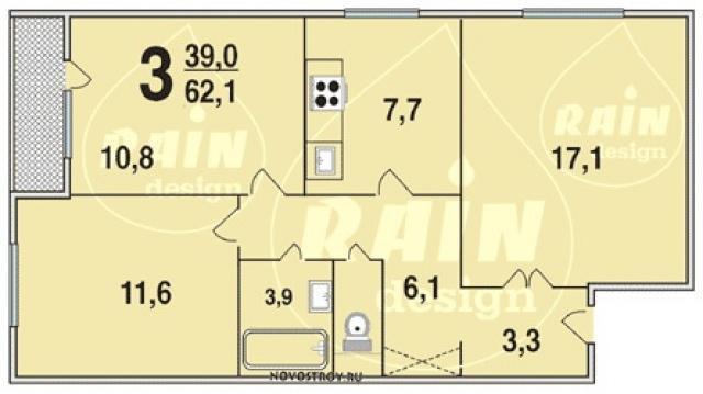 Комната 17м2 во владыкино,, купить комнату в квартире москвы.
