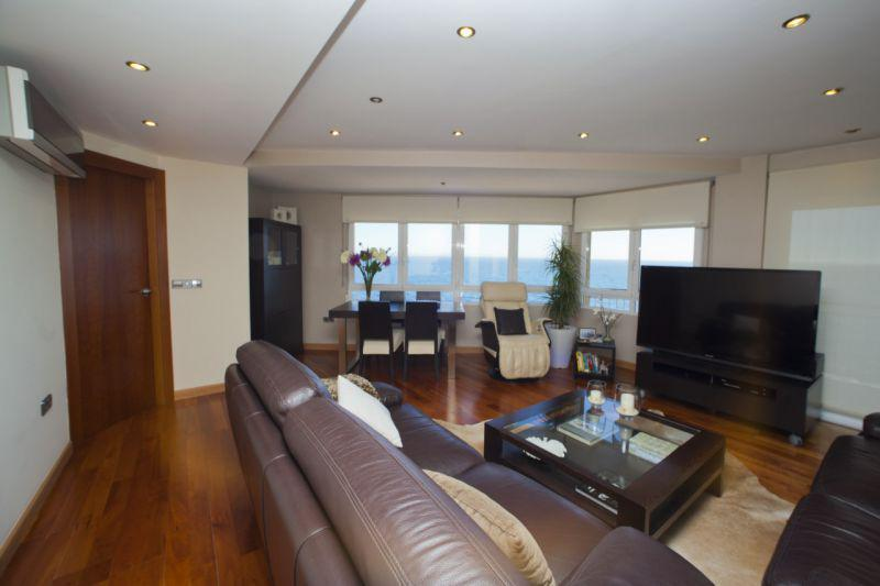 Four-room apartment in the Sea Lombardy